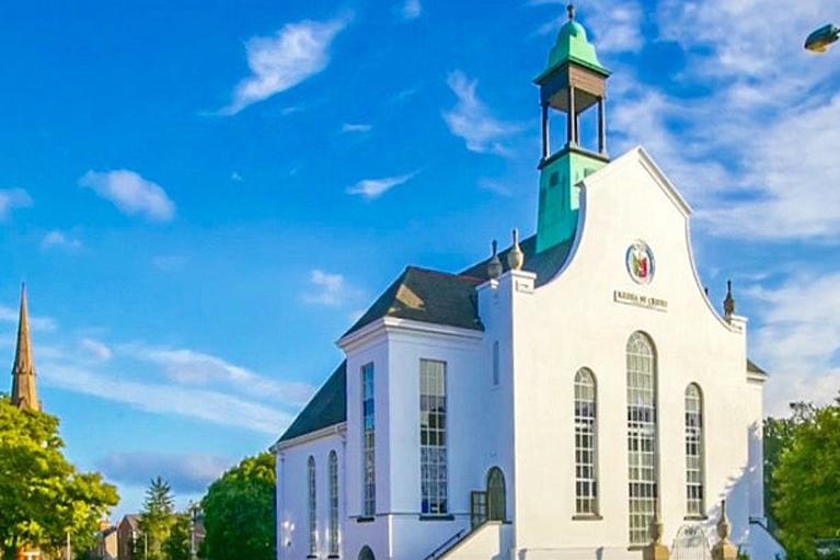 Antrim Church, Northern Ireland
